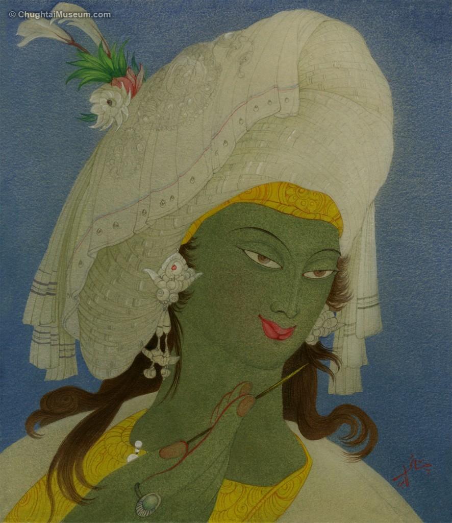 Vibrant-Krishna