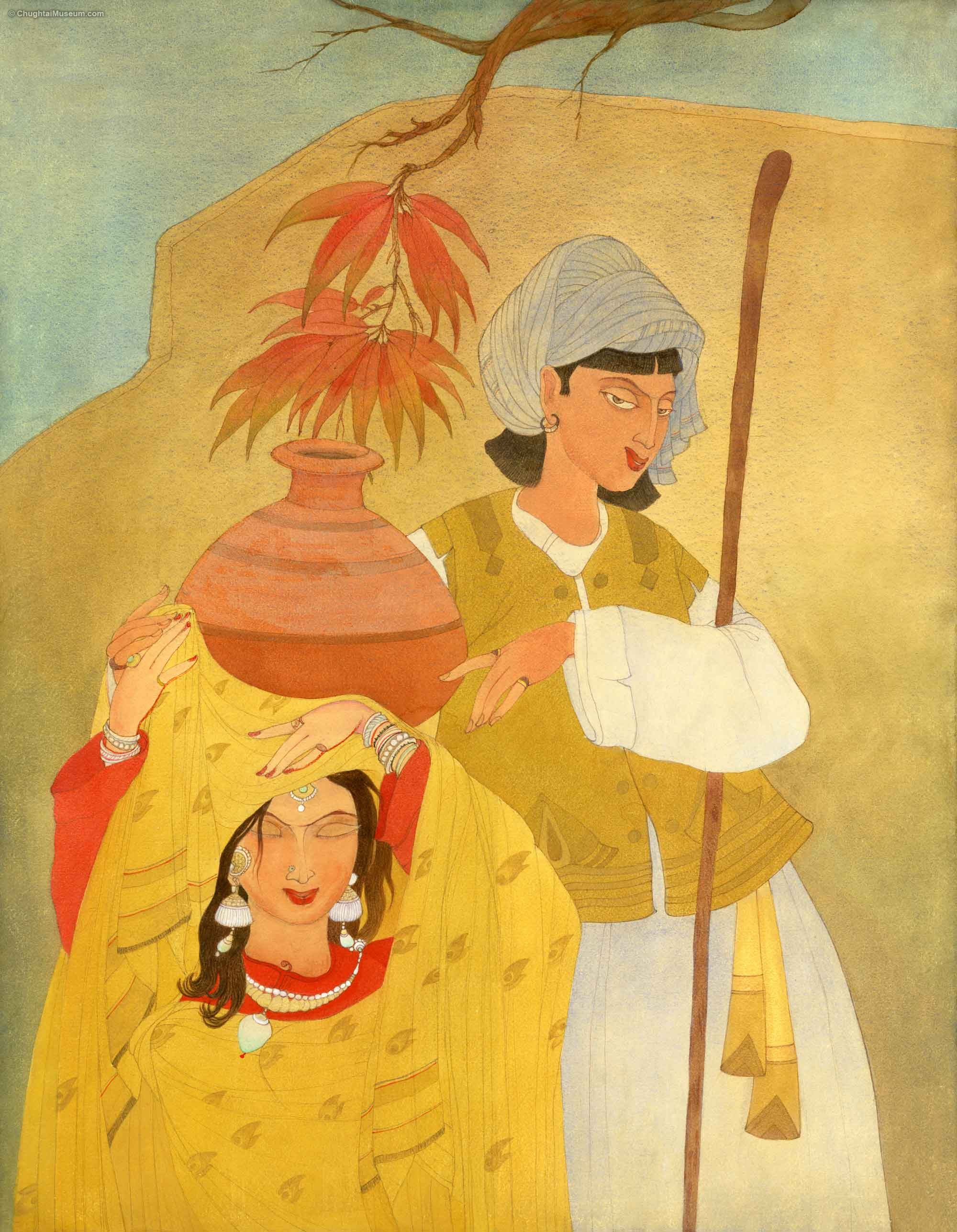 heer ranjha The tragedy of heer ranjha is a most popular folklore of the subcontinent writers and film-makers, of pakistan and india have made countless attempts to capture the intensity of heer rhanja's failed romance.