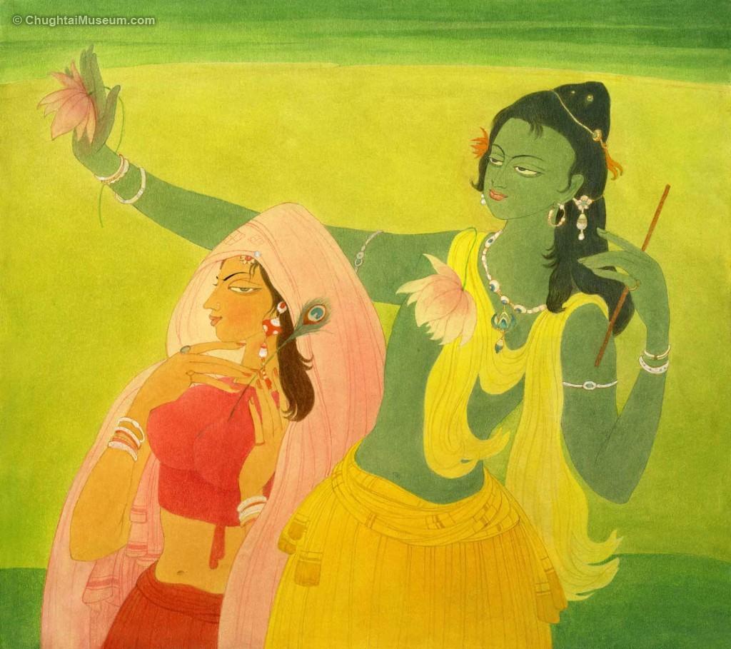 Love-for-Krishna