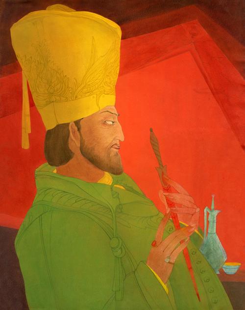 Title: Sultan Mahmud Ghaznavi