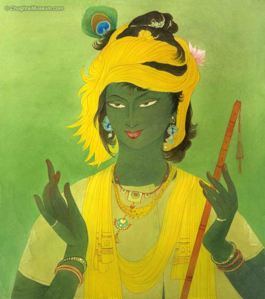 Young-Krishna