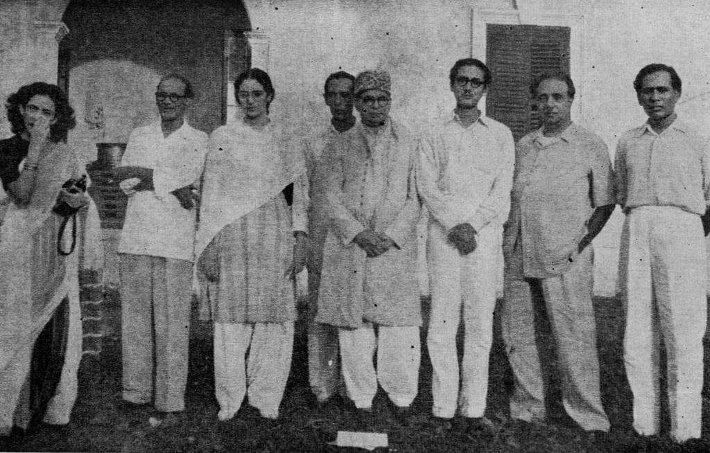 1952 Pakistani Painters