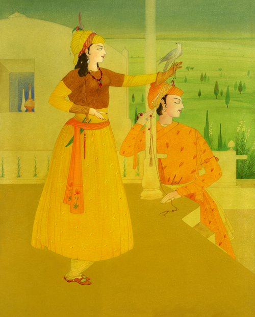 52-Jahangir-and-Nurjahan