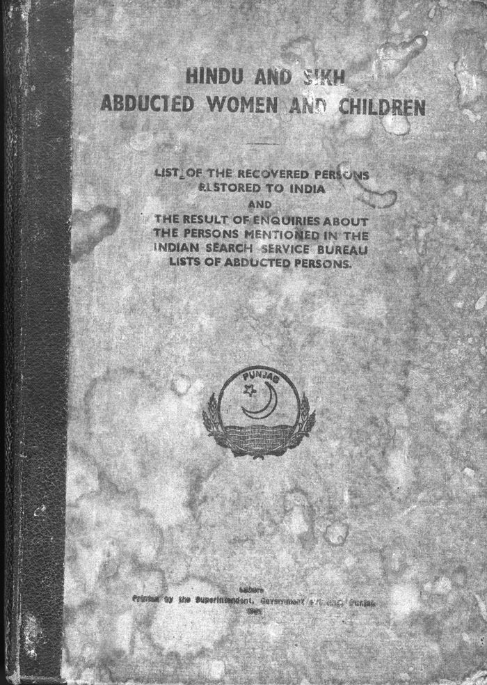 Abducted women list