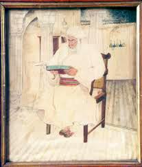 Abdul Masih Sheikh Salih Chaplain