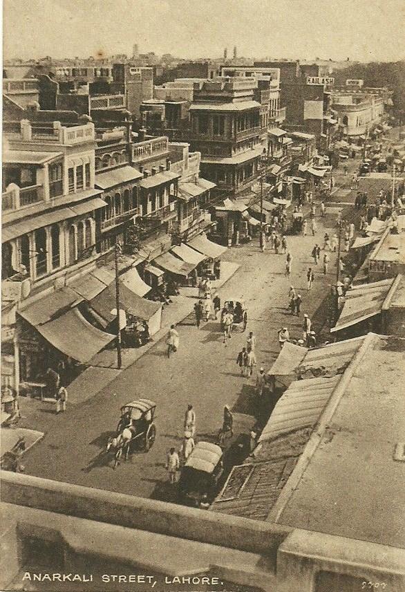 Anarkalli bazaar