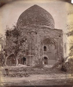 Asif Khan's Tomb taken by Henry Hardy Cole in 1880