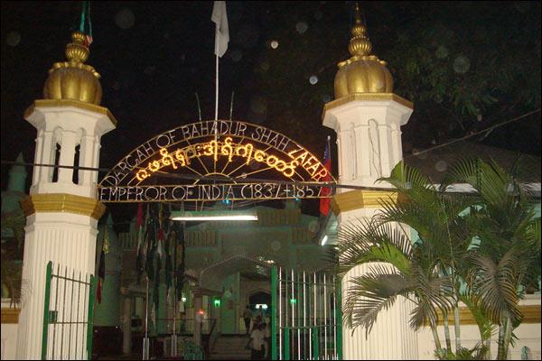 Bahadur Shah Zafar mausoleum