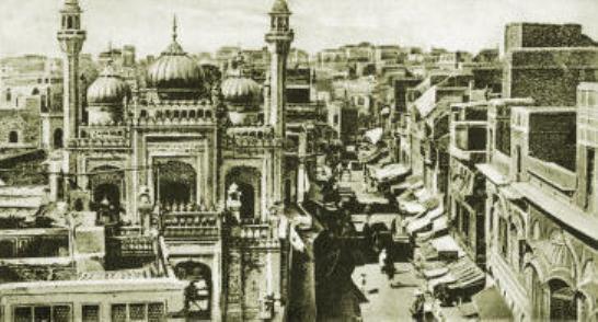 Bhikari Khans Bazaar