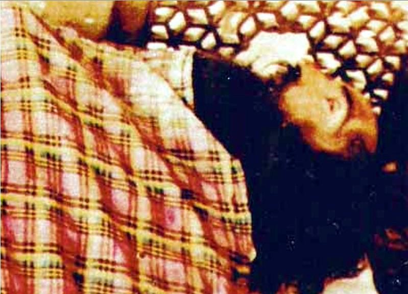 Body of Shaheed Baba Jarnail Singh Jee