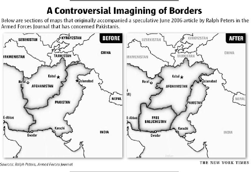 Break up of Pakistan by Ralph Peters