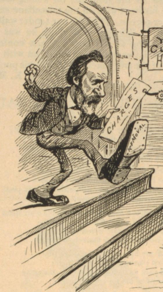 Bureaucratic kicks