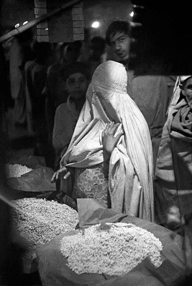 Burqas in Lahore