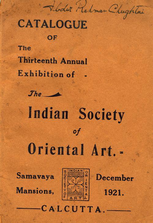 Calcutta show 1921