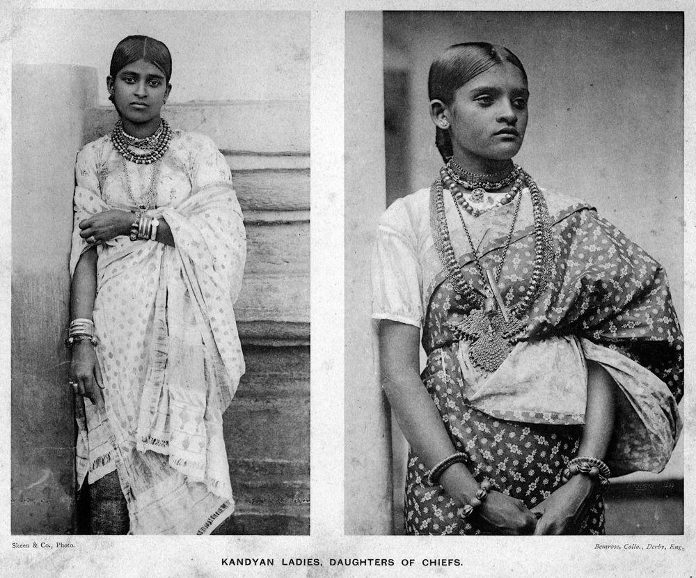 Ceylonese women