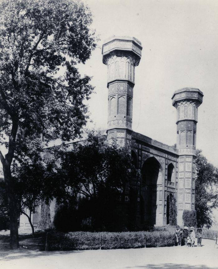 Chauburghi Gateway 1870