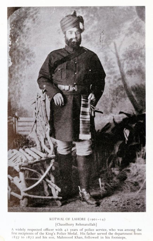 Chaudry Rahmat-ullah