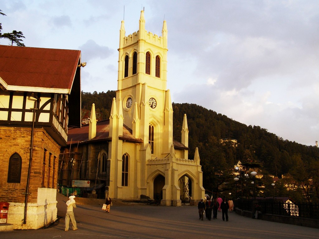 Christ Church Mussorie