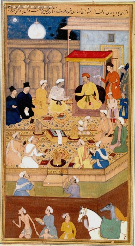Christians at Mughal Court