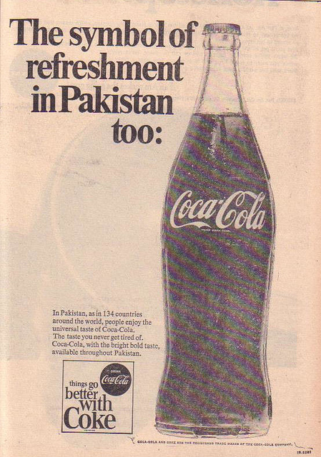 Coca Cola Pakistan