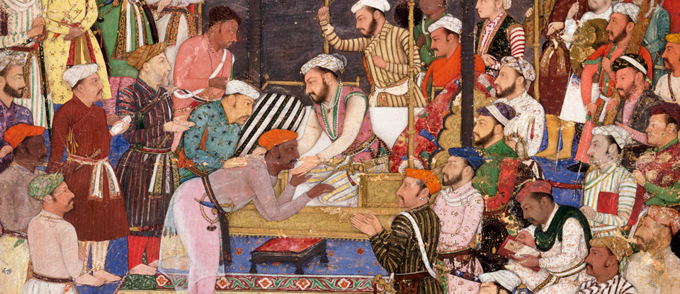Cooks at Mughal Court