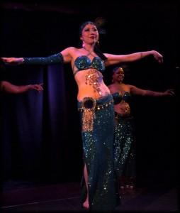 Dancing mantras