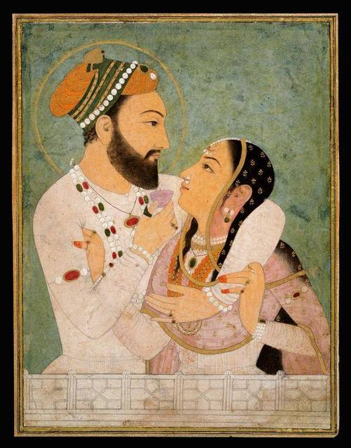 Dara Shikoh in beloved arms