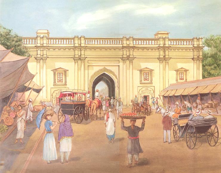 Delhi-Darwaza-Lahore
