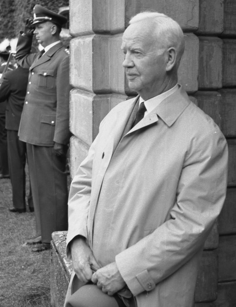 Dr Heinrich  President Germany