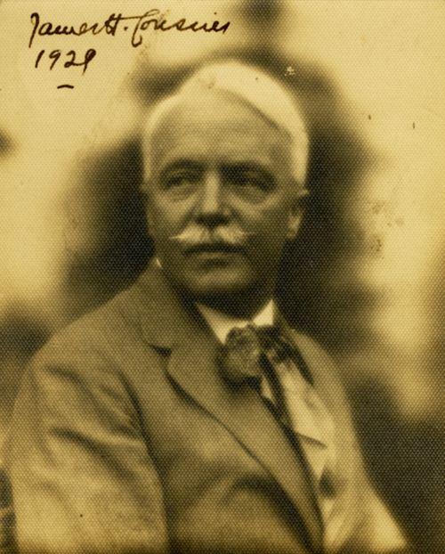 Dr James Cousen