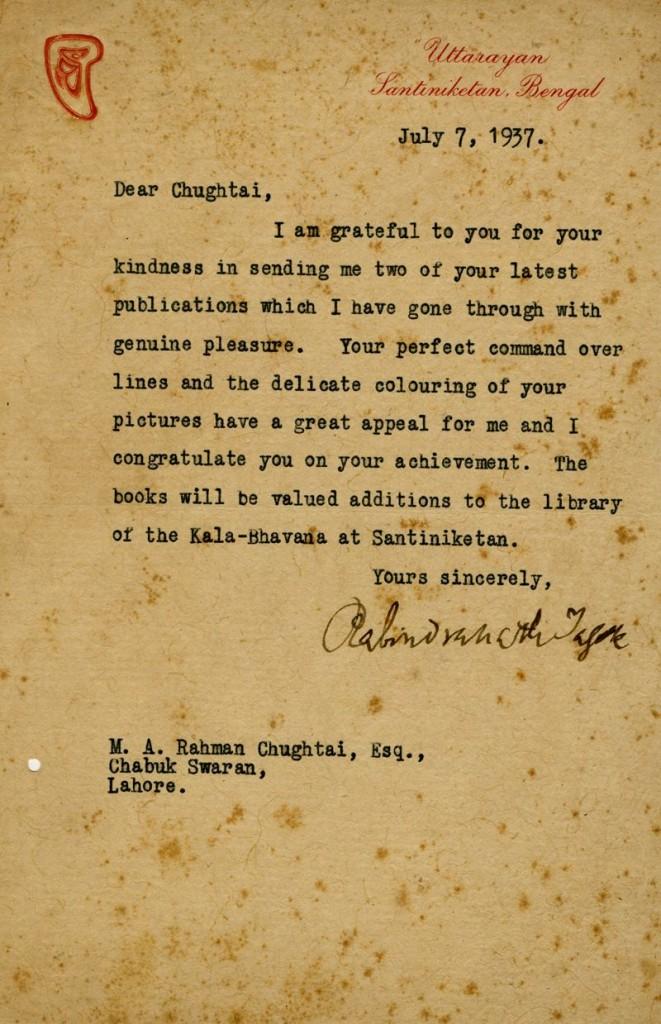 Dr Rabindarnath Tagore