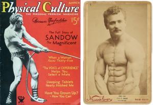 Eugen Sandow the culture