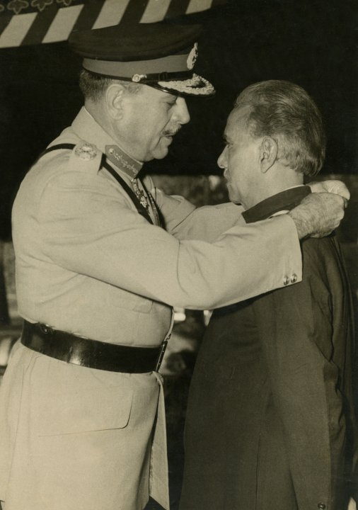 Field Marshal Ayub Khan Hilal-e-Imtiaz 1959