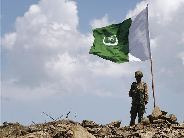 Fighting Pakistan