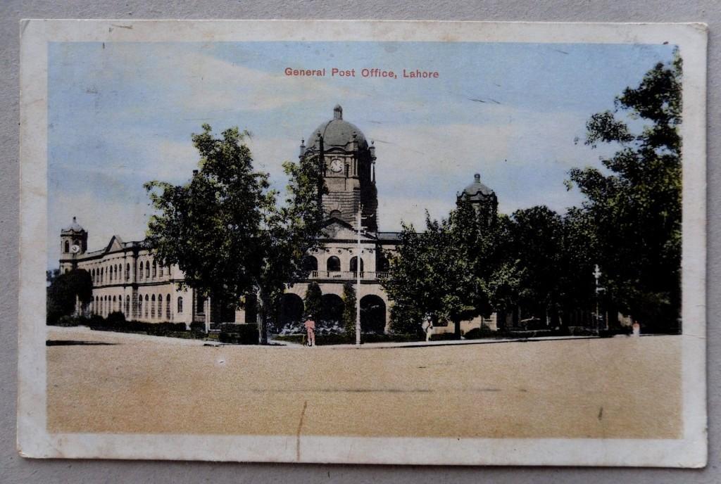 GPO Lahore 1900s