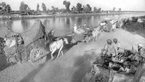 gadd-movement-towards-pakistan