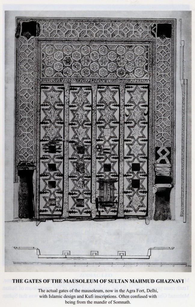 Gates of Mazar Sultan Mahmud