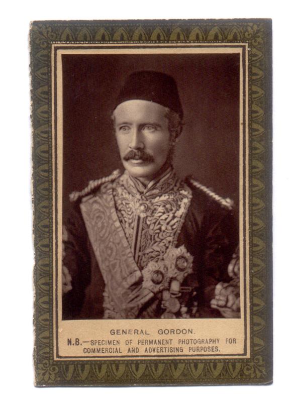 General Gordon of Sudan