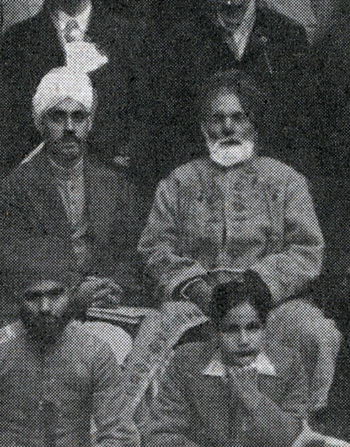 Ghulam Ahmad Pervaiz Javad Iqbal and others