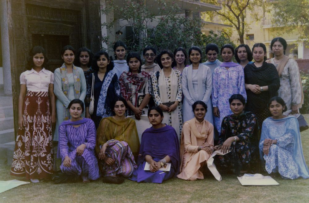 Girls from Peshawer University