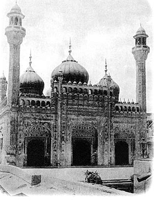 Golden Mosque Lahore