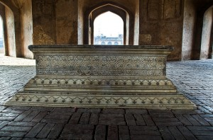 Grave stone of Mughal person
