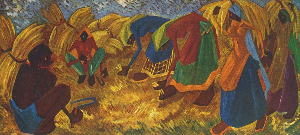 Harvest by Razia Feroze