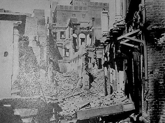 Hata Bazaar Lahore 1947 riots