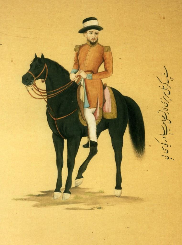 Henry Lawrence by Imam Baksh