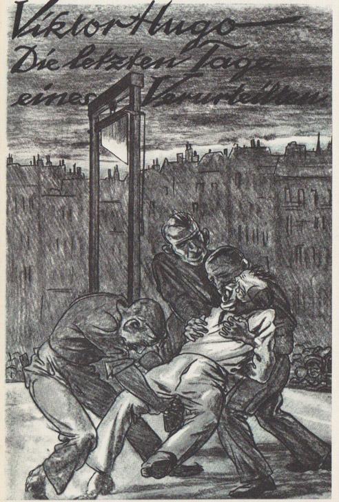Hugo Condemned by John Heartfield