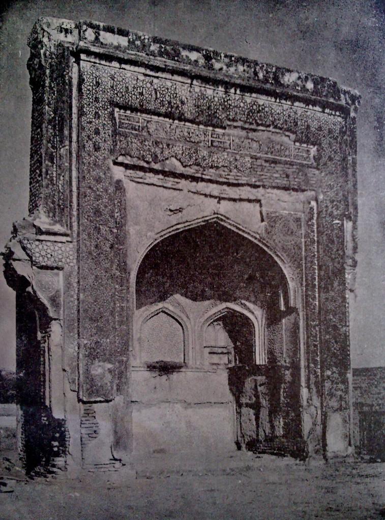 IDGAH MUBARAK SHAHI