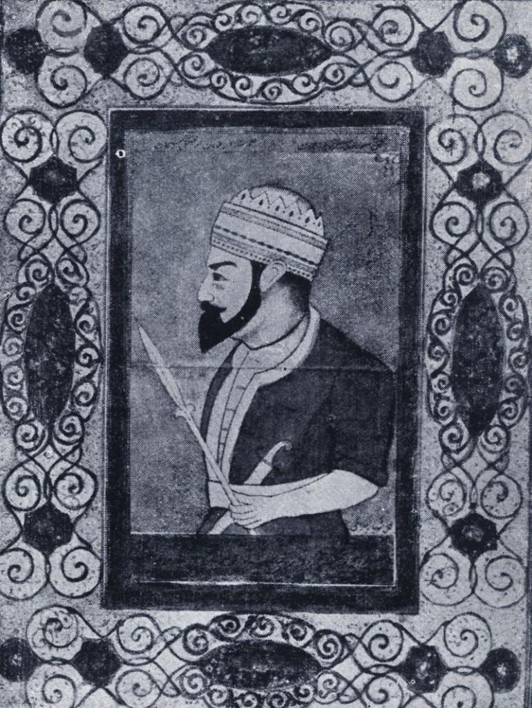 Ilm Khan Timuri by Shahbaz Bilgrami Lahori