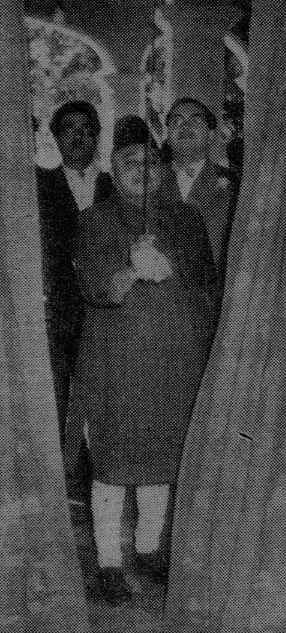 Inauguration Alhamra 1949