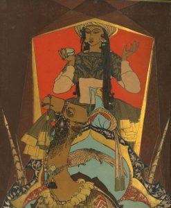 karavan-lahore-annual-1934-chughtai-artist